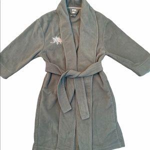 ✨3 for $30✨3T Boys Fleece Robe/House Coat